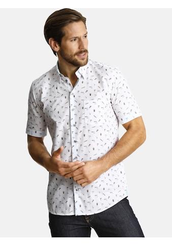 SHIRTMASTER Kurzarmhemd »lifeonbeaches« kaufen