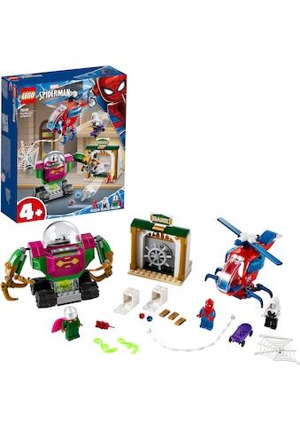 "LEGO® Konstruktionsspielsteine ""Mysterios Bedrohung (76149), LEGO® Marvel Super Heroes"", Kunststoff, (163 - tlg.) kaufen"