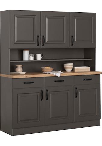 wiho Küchen Küchenbuffet »Erla«, 150 cm breit mit Kassettenfront kaufen