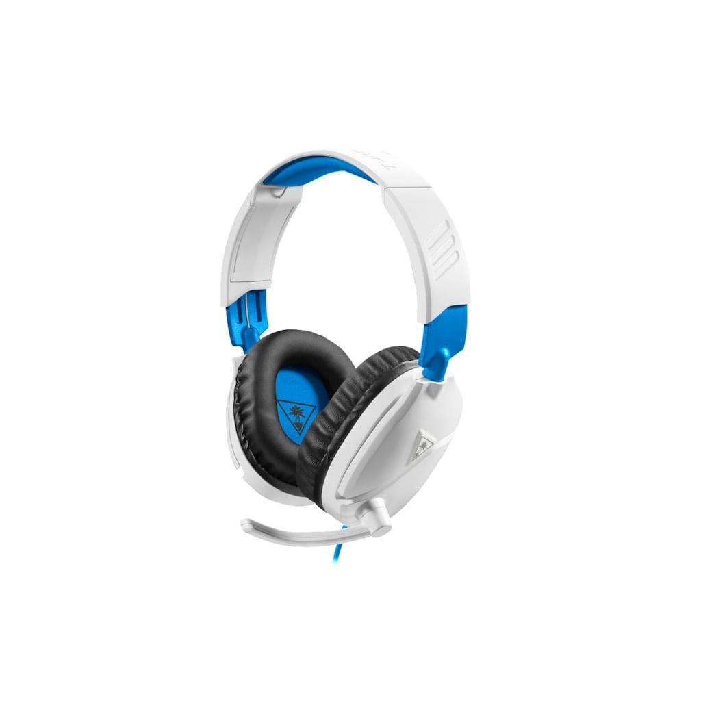 Turtle Beach Headset »Ear Force Recon 70P Weiss«, Noise-Cancelling
