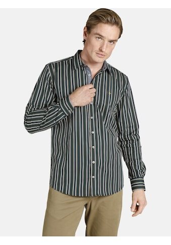 Charles Colby Langarmhemd »EARL ACHIBALD«, mit gewebten Satinstreifen kaufen