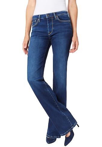 Pepe Jeans Bootcut - Jeans »AUBREY« kaufen