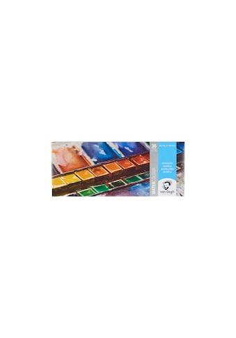 Aquarellfarbe »Malkasten 36er-Set, Mehrfarbig« kaufen