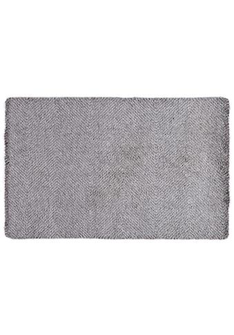 HANSE Home Fussmatte »Clean & Go«, rechteckig, 7 mm Höhe, Fussabstreifer, Fussabtreter, Schmutzfangläufer, Schmutzfangmatte, Schmutzfangteppich, Schmutzmatte, Türmatte, Türvorleger, In- und Outdoor geeignet, waschbar kaufen