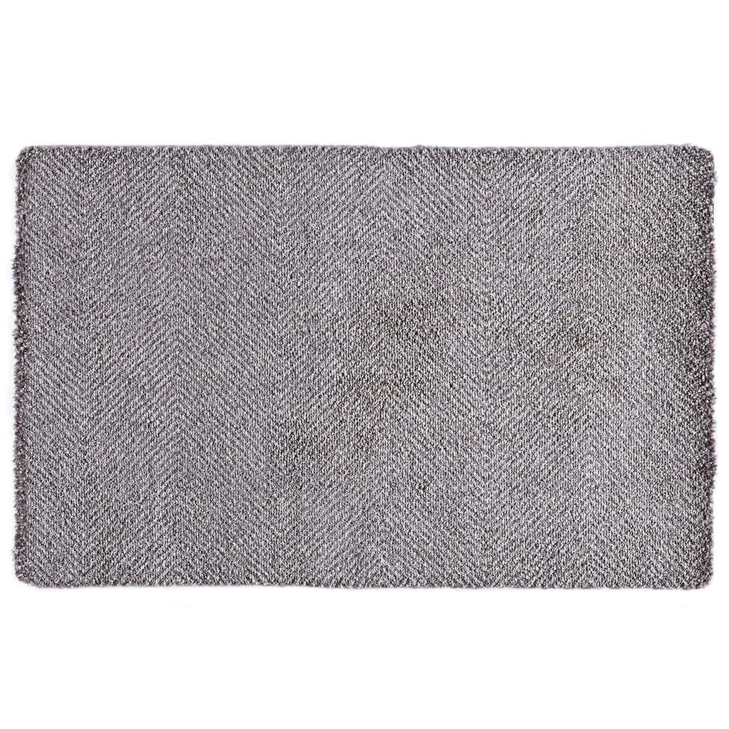 HANSE Home Fussmatte »Clean & Go«, rechteckig, 7 mm Höhe, Fussabstreifer, Fussabtreter, Schmutzfangläufer, Schmutzfangmatte, Schmutzfangteppich, Schmutzmatte, Türmatte, Türvorleger, In- und Outdoor geeignet, waschbar