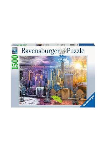 Ravensburger Puzzle »New York im Win« kaufen