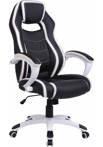 "Homexperts Gaming Chair »Silverstone«, ""Homexperts Chefsessel Silverstone"" kaufen"