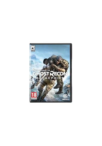 Ghost Recon: Breakpoint, Ubisoft kaufen