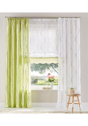 Raffrollo »Tayma«, my home, mit Klettband kaufen
