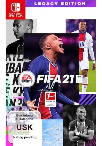 Electronic Arts Spiel »FIFA 21 Legacy Edition«, Nintendo Switch kaufen