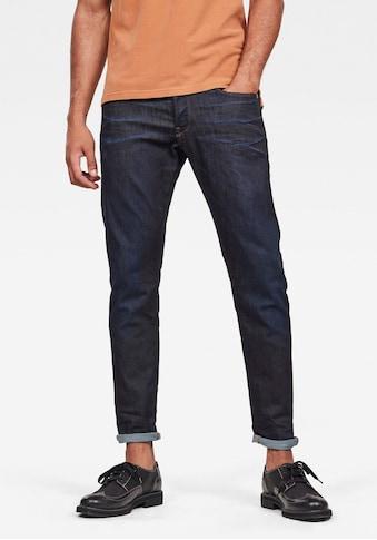 G-Star RAW Regular-fit-Jeans »3301 Straight Tapered« kaufen