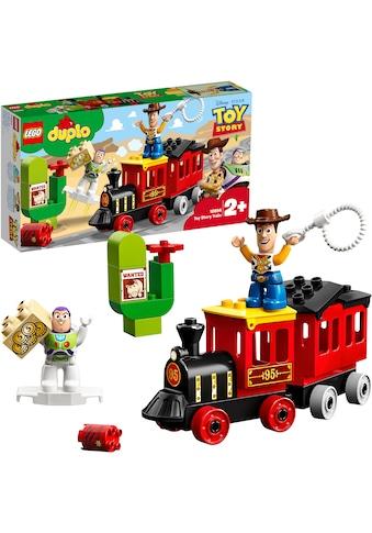 "LEGO® Konstruktionsspielsteine ""Toy - Story - Zug (10894), LEGO® DUPLO®"", (21 - tlg.) kaufen"