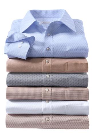 Marco Donati Kurzarm - Hemd aus reiner Baumwolle kaufen