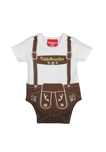BONDI Kurzarmbody, in Lederhosen-Optik kaufen