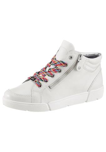 Ara Sneaker »ROM«, mit seitlichem Reissverschluss kaufen