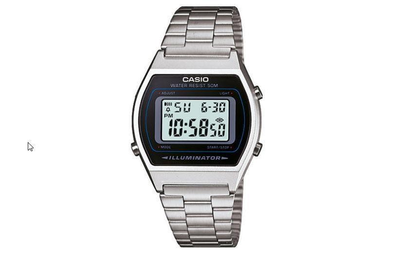 Image of Armbanduhr, Casio, »B640WD-1AVEF«
