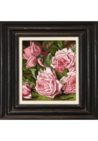Holzbild »Rosen« kaufen