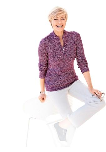 Casual Looks Pullover hochwertig passgenau gestrickt kaufen