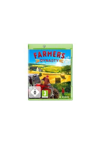 Farmers Dynasty, Big Ben Interactive kaufen