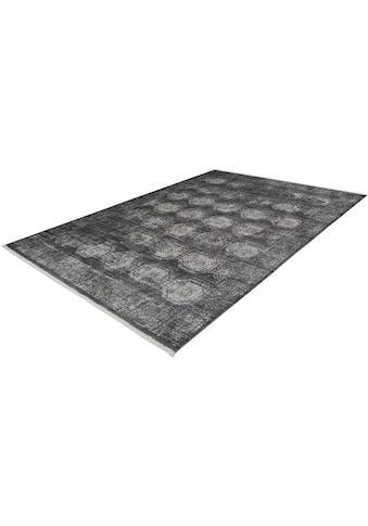 Arte Espina Teppich »Baroque 700«, rechteckig, 5 mm Höhe, Wohnzimmer kaufen
