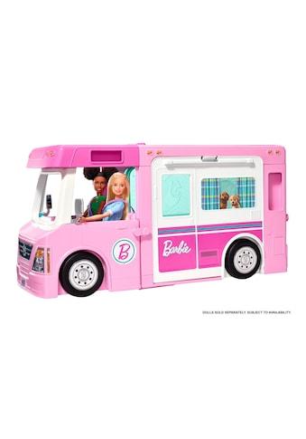 Spielset, Barbie®, »3 - in - 1 Super Abenteuer - Camper« kaufen
