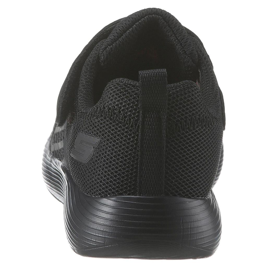 Skechers Kids Sneaker »Blinkschuh Dynalights«, mit gepolsterter Innensohle