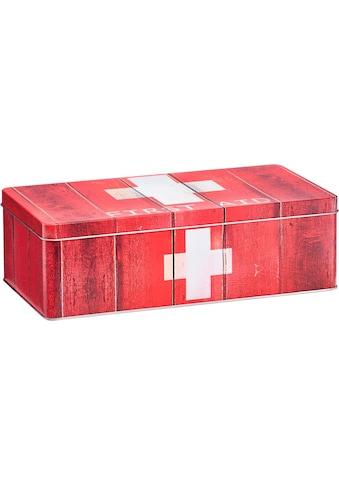Zeller Present Aufbewahrungsbox »First Aid« kaufen