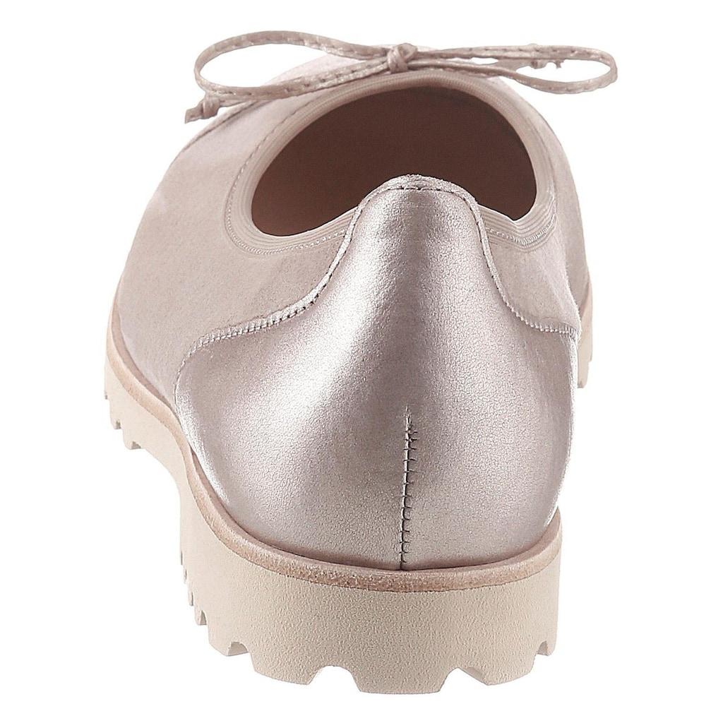 Gabor Ballerina, mit süsser Zierschleife