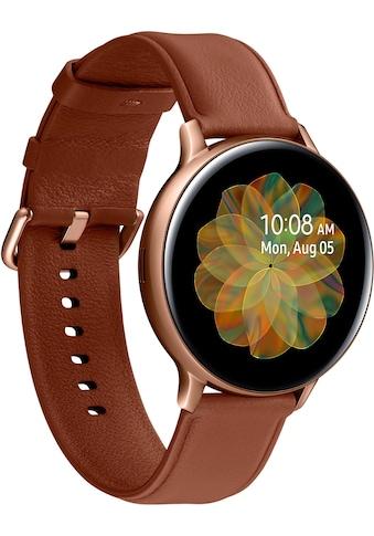 Samsung Smartwatch »Galaxy Watch Active 2«, ( Android Wear ) kaufen