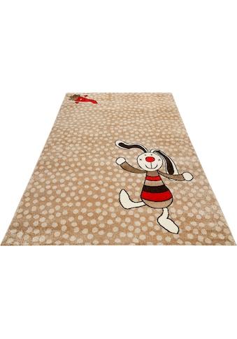 Sigikid Kinderteppich »Rainbow Rabbit«, rechteckig, 13 mm Höhe kaufen