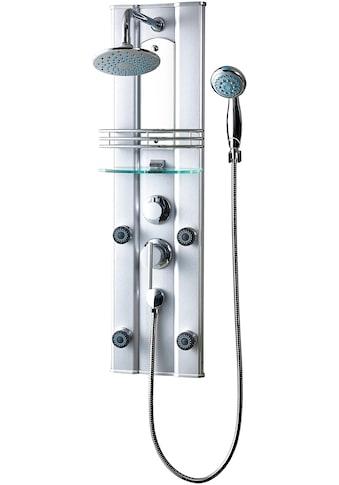 Eisl Duschsäule »FEELING«, Inkl. Wasserspardichtung kaufen