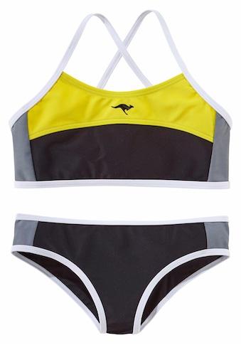 KangaROOS Bustier - Bikini acheter