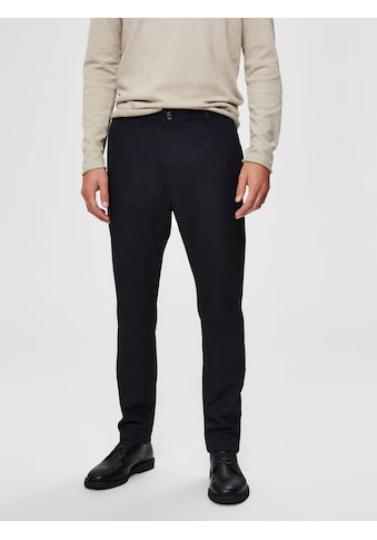 SELECTED HOMME Chinohose »SLIM - STORM FLEX SMART PANTS« kaufen