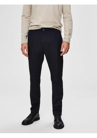 SELECTED HOMME Chinohose »SLIM-STORM FLEX SMART PANTS« kaufen