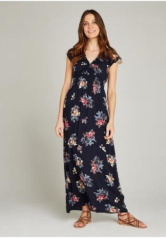 Apricot Maxikleid »Tropical Bunches Print Maxi Dress«, mit Smockdetails an Ausschnitt... kaufen