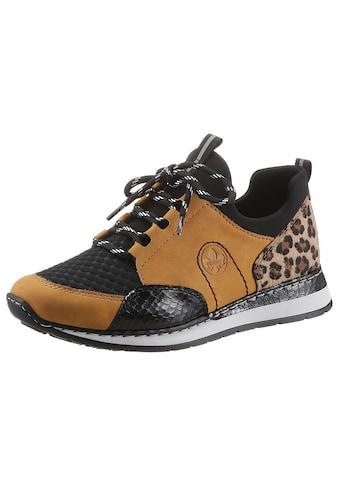 Rieker Slip-On Sneaker, mit Leo-Applikation kaufen