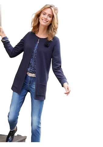 Ambria Shirtjacke in modisch längerer Form kaufen