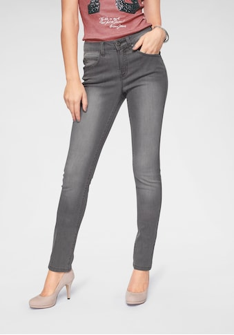 Arizona Slim-fit-Jeans, High Waist kaufen