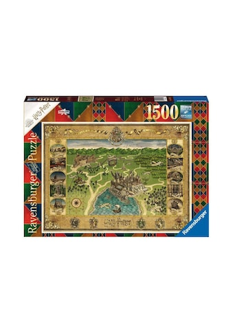 Ravensburger Puzzle »Hogwarts Karte« kaufen