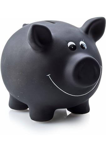 pajoma Spardose »Schwein«, Sparschein, aus Keramik, zum Beschriften, inkl. Kreide kaufen