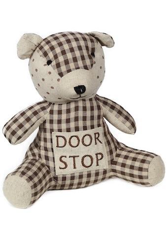 Ambiente Haus Tierfigur »Türstopper - Teddy 26cm« kaufen