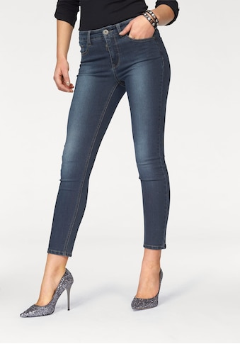 Arizona 7/8-Jeans »Shaping«, High Waist kaufen