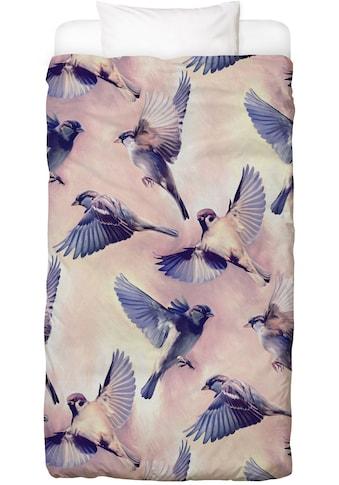 Bettwäsche »Sparrow Flight«, Juniqe kaufen