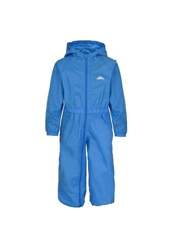 Trespass Overall »Button Kleinkinder Regen Anzug« kaufen
