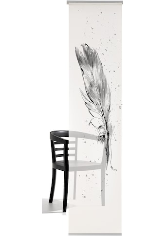 emotion textiles Schiebegardine »Temperafeder«, HxB: 260x60, mit Befestigungszubehör kaufen