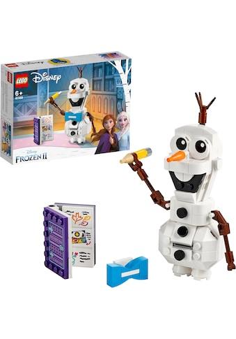 "LEGO® Konstruktionsspielsteine ""Olaf (41169), LEGO® Disney Princess"", Kunststoff, (122 - tlg.) acheter"