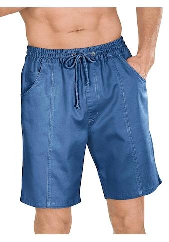 Classic Schlupfbermudas in Jeans - Qualität kaufen