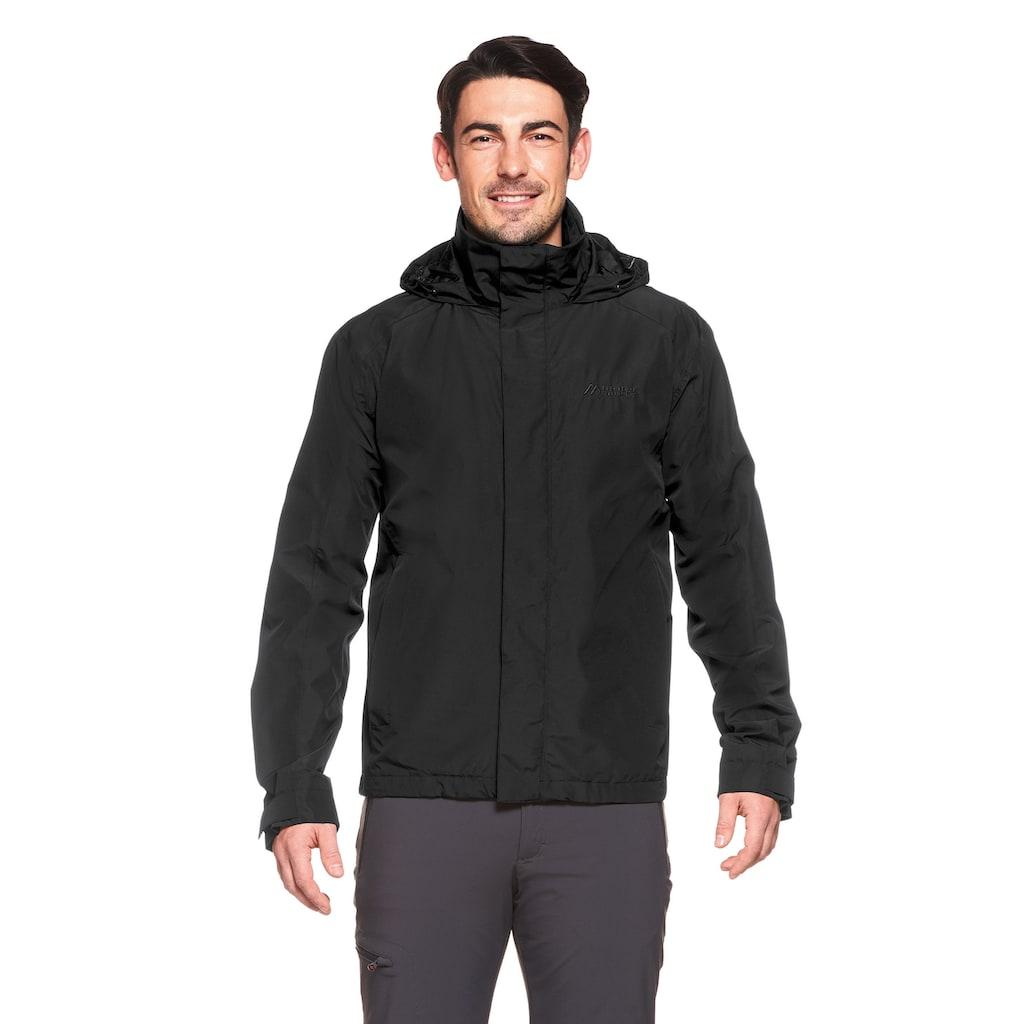 Maier Sports Funktionsjacke »Nastum M«, Outdoorjacke mit super Wetterschutz