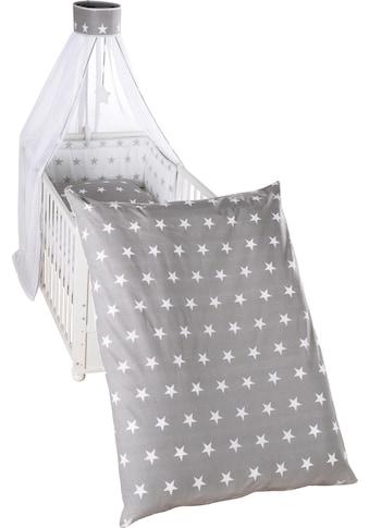 Himmelbettgarnitur »Little Stars, wendbar«, roba®, passend für Kinderbetten kaufen