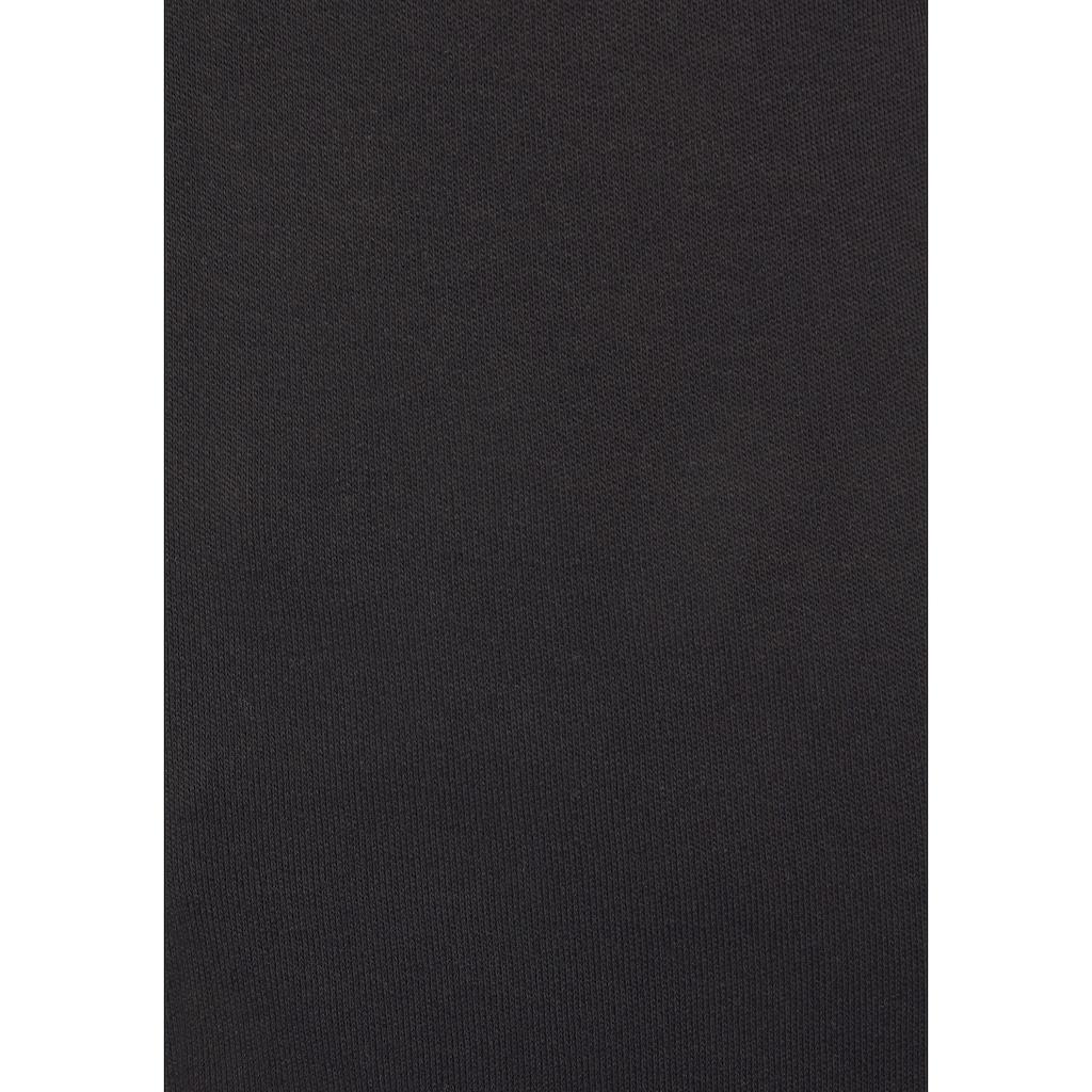 LASCANA ACTIVE Trainingsjacke, mit Logo Tape an den Ärmeln